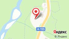 Гостиница Дом Лесника на карте