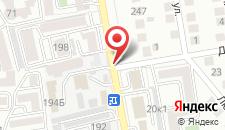 Гостиничный комплекс Октябрьский на карте