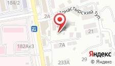 Гостиница INN ОАЗИС на карте