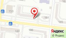 Апартаменты Калинина 161 на карте