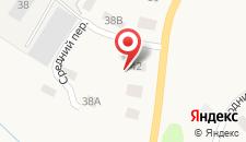 Гостиница Dolce Vita на карте
