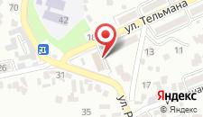 Мини-гостиница Синема на карте