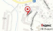 Мини-отель Константиныч на карте