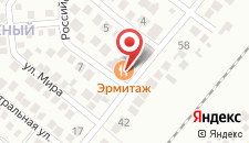 Отель Эрмитаж Inn на карте