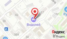 Гостиница Доходный дом на карте