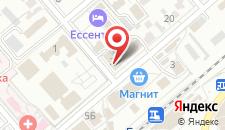 Отель Авантаж на карте