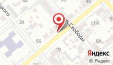 Санаторный комплекс Русь на карте