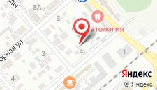 Курортный отель Бугарь на карте