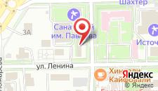 Санаторный комплекс Санаторий им. Павлова на карте