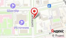 Санаторий Источник на карте
