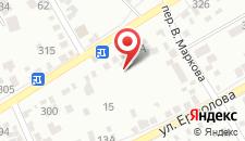 Апартаменты Апартаменты в Ессентуках на карте