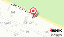 SPA-отель Хаят на карте