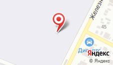 Ресторанно-гостиничный комплекс Облака на карте