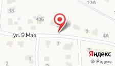 Гостевой дом Адель на карте