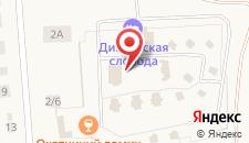 Гостиничный комплекс Дивеевская слобода на карте