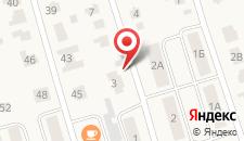 Апартаменты На улице Строителей на карте