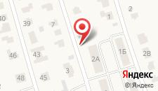 Апартаменты На Российской 2а на карте