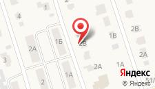 Апартаменты На улице Строителей 1а на карте