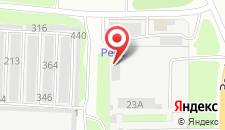 Мини-гостиница Рейс на карте
