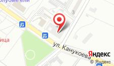 Гостиница Джамиля на карте