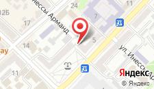 Гостинично-оздоровительный комплекс Курорт Нальчик на карте