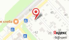 Мини-отель Гостинный дом на карте