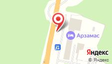 Гостиница 102 км на карте