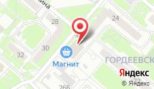 Мини-отель Шанс на карте
