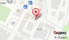 Отель ИнтернационалЪ на карте