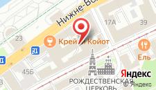 Хостел SV Hostel на карте