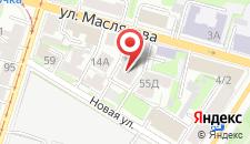 Хостел My Hostel на карте