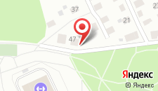 Мини-отель Роза-Хутор на карте