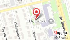 Жилой комплекс Центр кадровой подготовки на карте