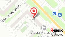 Хостел на Полевой на карте