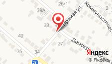 Мотель Надежда на карте