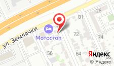 Гостиница МотоСтоп на карте