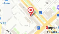 Мини-отель REST HOUSE на карте
