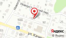 Мини-отель Ламберт на карте