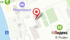 Туристский комплекс Волжский на карте