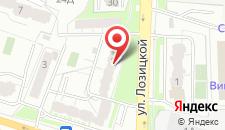 Гостиница Изумрудный город на карте