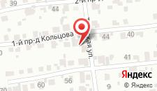 Мини-гостиница Виктория  на карте