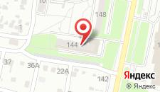 Ресторанно-гостиничный комплекс Золотой петушок на карте