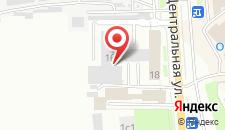 Гостиница Мирослада на карте