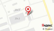 Отель и хостел Сокурские дали на карте