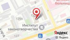 Гостиница Арс на карте