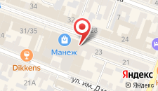 Частная резиденция Богемия на карте