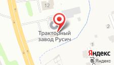 Гостиница Диаманд-2 на карте