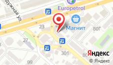Гостиница Альхамбра на карте