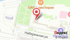 Санаторно-гостиничный комплекс Изумруд на карте