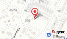Гостиница Интурист СПА на карте